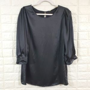 Cynthia Vincent Twelfth stree black top.Size S